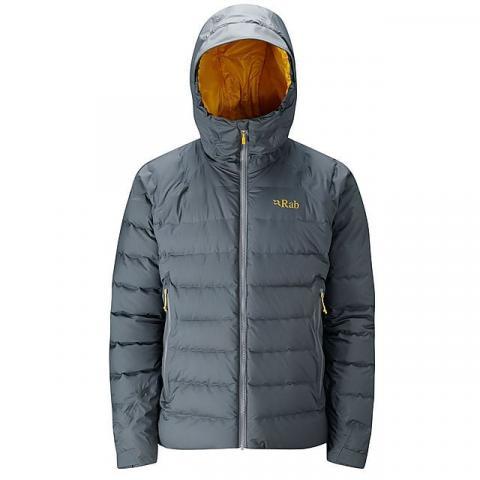 RAB Men's Valiance Waterproof Down Jacket