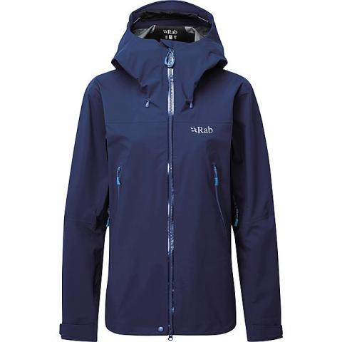 RAB Women's Kangri GTX Waterproof Jacket, BLUE