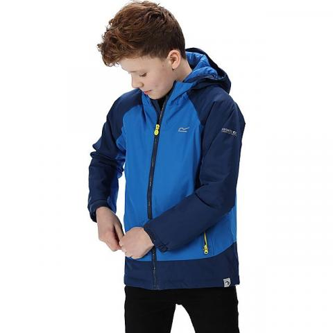 REGATTA Kids' Hurdle III Insulated Waterproof Jacket