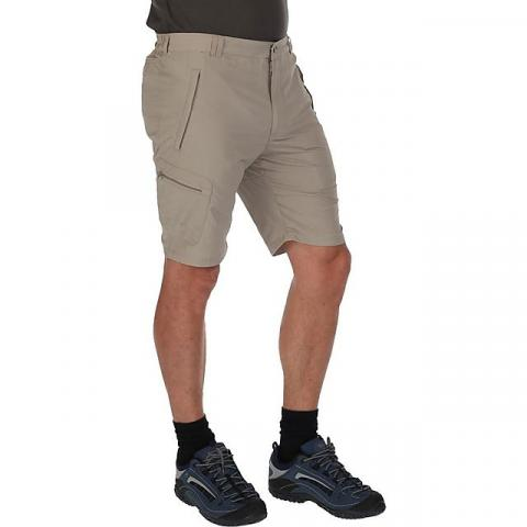 REGATTA Men's Leesville Shorts, PARCHMENT