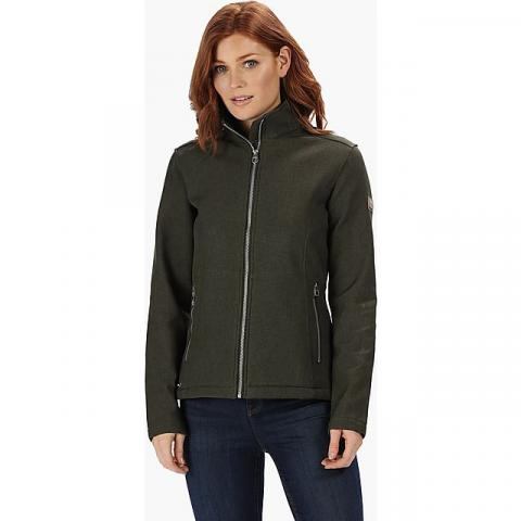 REGATTA Women's Charley Marl Softshell Jacket