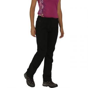 REGATTA Women's Dayhike Trouser III, BLACK