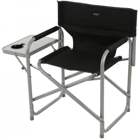 Regatta Directors Heavy Duty Pack Away Camping Chair One Size