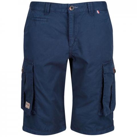 Regatta Mens Shorebay Vintage Cargo Shorts