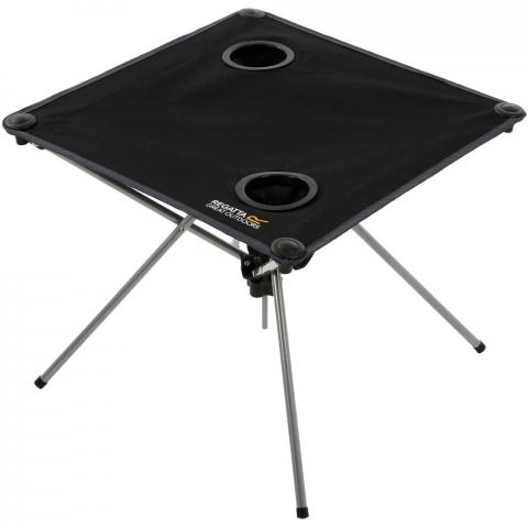 Regatta Prandeo Super Lightweight Compactable Camping Table One Size