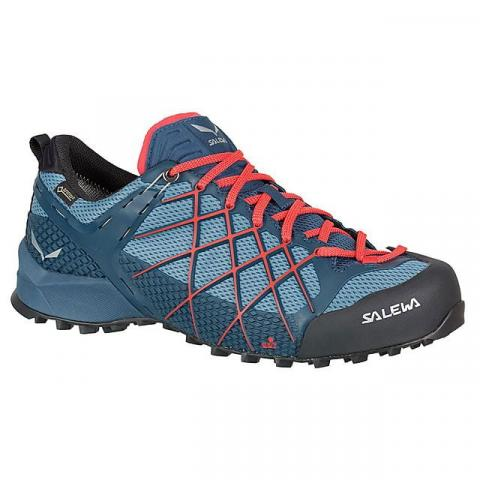 SALEWA Men's Wildfire GORE-TEX Shoes, DARK DENIM