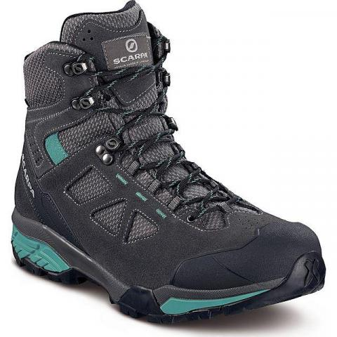 SCARPA Women's Zg Lite GTX Walking Boot, DARK GREY