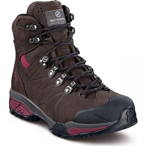 SCARPA Women's Zg Pro GTX Walking Boot, BROWN