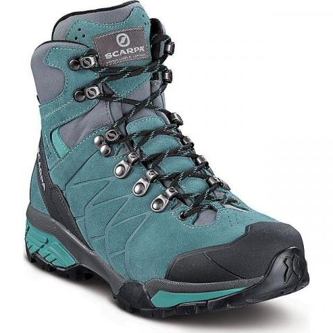 SCARPA Women's Zg Trek GTX Walking Boot, BLUE