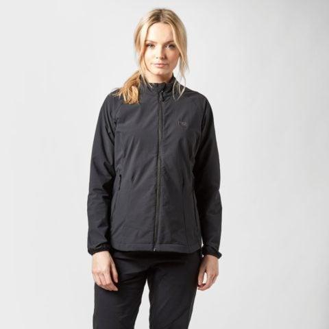 Sprayway Women's Ria Softshell Jacket - Black, Black
