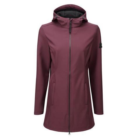 TOG24 Monroe Womens Softshell Jacket - Deep Port