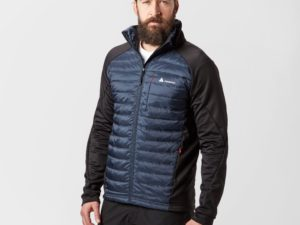 Technicals Men's Rush Hybrid Jacket, Blue