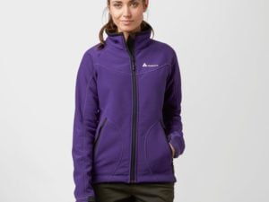 Technicals Women's Proton Softshell Jacket - Purple, Purple
