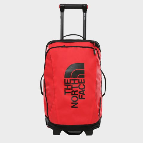 "The North Face Rolling Thunder Travel Bag 22"", Red"