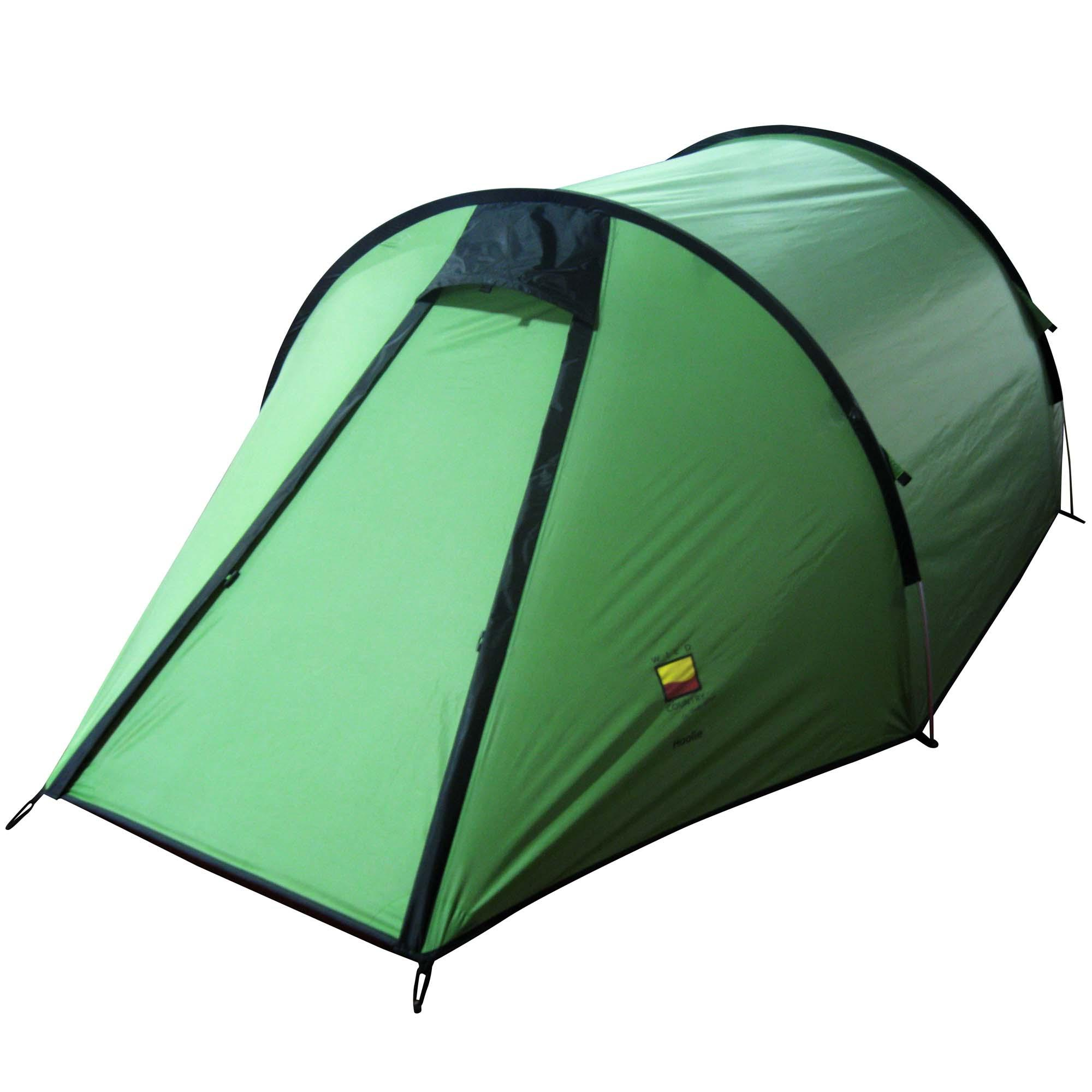 Wild Country Hoolie 2 Man Technical Tent, Green - Outr
