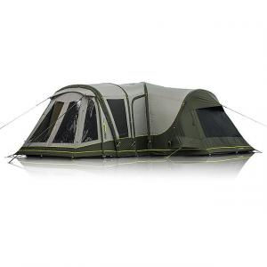 ZEMPIRE Aerodome III Pro 8 Person Tent, BLACKBEAN-MOCCA
