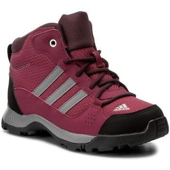 adidas Hyperhiker boys's Children's Walking Boots in Beige. Sizes available:Kid 2,Kid 3