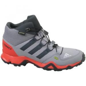 adidas Terrex Mid Gtx K boys's Children's Walking Boots in multicolour. Sizes available:Kid 3,Kid 4,Kid 5,Kid 6