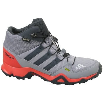 adidas Terrex Mid Gtx K boys's Children's Walking Boots in multicolour. Sizes available:Kid 3,Kid 4,Kid 5,Kid 6