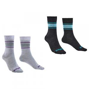 Bridgedale Women's Everyday Merino Endurance Socks