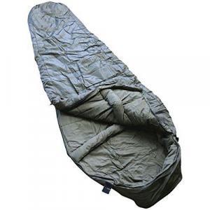 Kombat UK Official MOD Cadet Sleeping Bag System - Olive Green, N/A