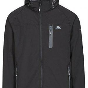 Trespass Accelerator II Mens Waterproof Softshell Jacket with Removable Hood
