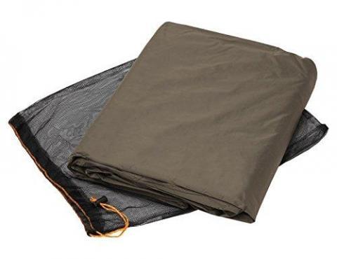 VAUDE FP Mark L 2P Groundsheet - Bark, N/A