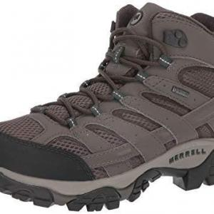 Merrell Men's Moab 2 Mid Gore-tex High Rise Hiking Shoes