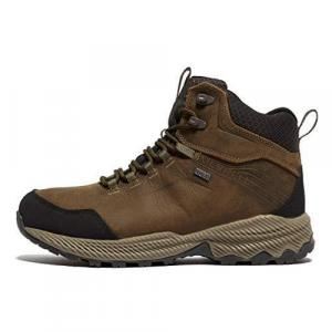 Merrell Men's Forestbound Mid Waterproof High Rise Hiking Boots