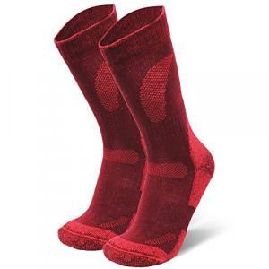 DANISH ENDURANCE Merino Wool Hiking & Walking Socks 1 pack, for Men Women Children, Trekking