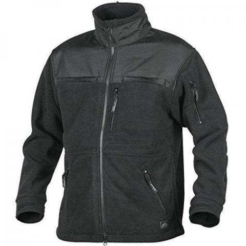 Helikon Defender Duty Fleece Jacket Black