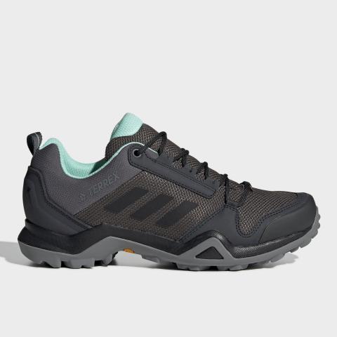 Adidas Women's Terrex AX3 GORE-TEX Shoes - Dark Grey, Dark Grey
