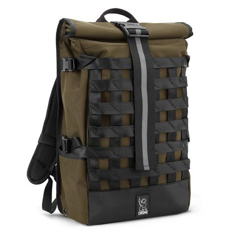 Chrome Industries | Barrage Cargo Backpack | Rolltop Bag | Everyday Backpack