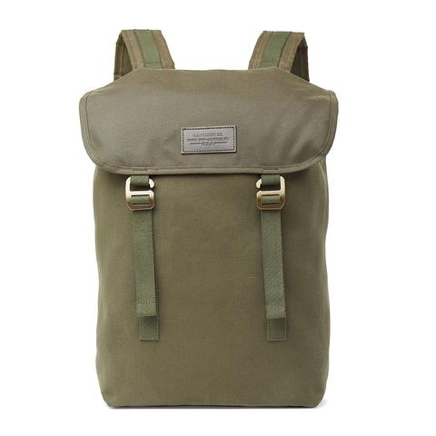 Filson | Rugged Twill Ranger Backpack | Camping Backpack | Otter Green