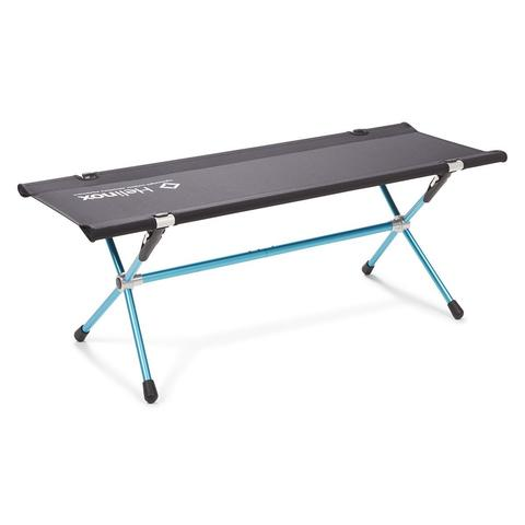 Helinox | Bench One | Foldable Bench | Camping Bench | Black