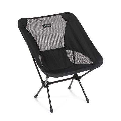 Helinox | Chair One | Foldable Chair | Mesh Chair | All Black