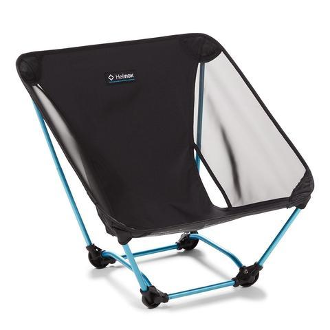 Helinox | Ground Chair | Mesh Chair | Fishing Chair | Black