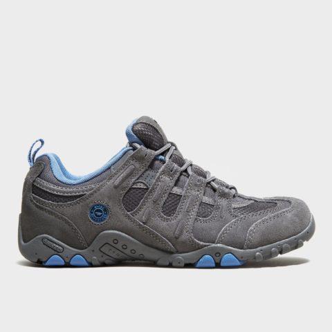 Hi Tec Women's Saunter Walking Shoes - Grey, Grey