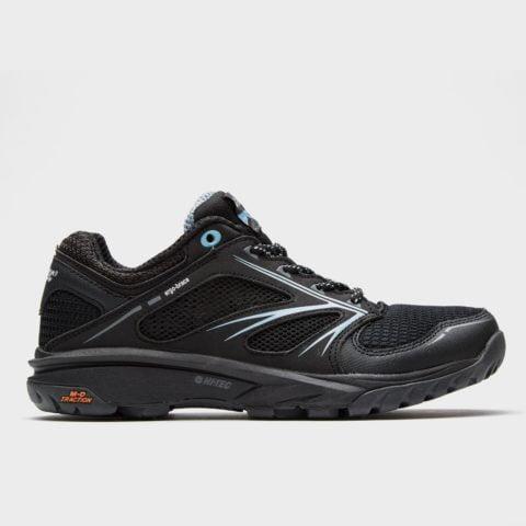 Hi Tec Women's Speed-Life Breathe Ultra Shoes - Black, Black