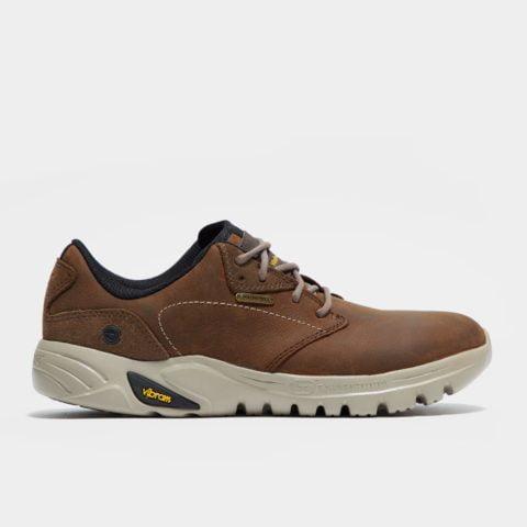 Hi Tec Women's Witton Waterproof Walking Shoes - Brown, Brown