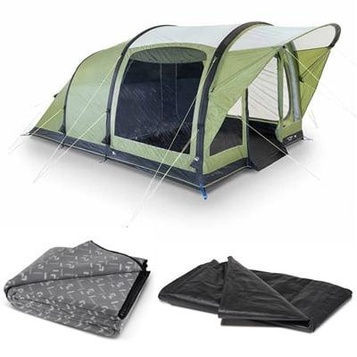 Kampa Dometic Brean 4 Air Tent Package 2020