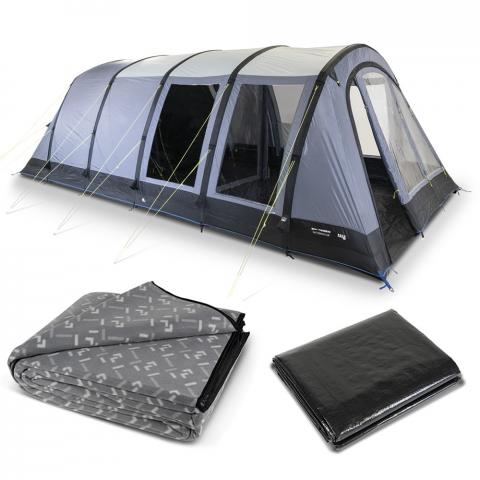 Kampa Dometic Wittering 6 Air Tent Package