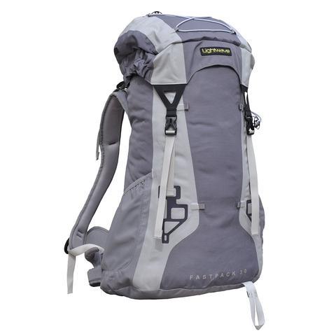 Lightwave | Fastpack 30 Rucksack | Hiking Rucksack | 30l Bag | Grey