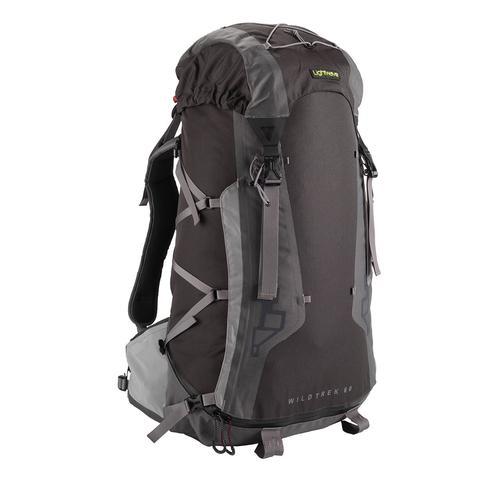 Lightwave | Wildtrek 60 Rucksack | Hiking Backpack | Shadow Grey