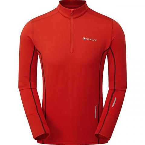 MONTANE Men's Dragon Pull On, RED/ON