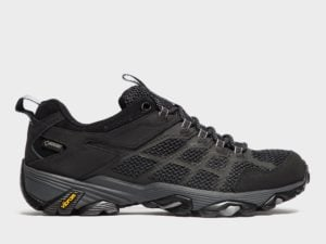Merrell Women's Moab FST 2 GORE-TEX Shoes - Black, Black