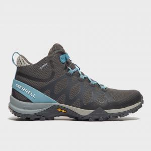Merrell Women's Siren 3 Mid GORE-TEX Shoes - Grey, Grey