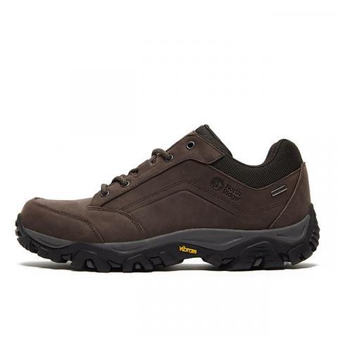 NORTH RIDGE Men's Turf Low Waterproof Walking Shoes, DBN/DBN