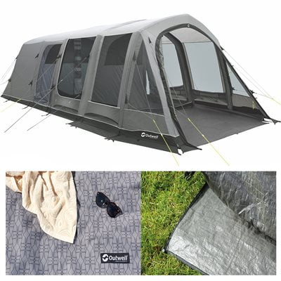 Outwell Belleville 5SA Air Tent Package Deal 2019