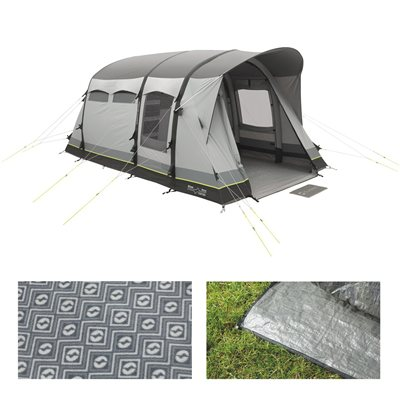 Outwell Huntley 3SATC Air Tent Package Deal 2018